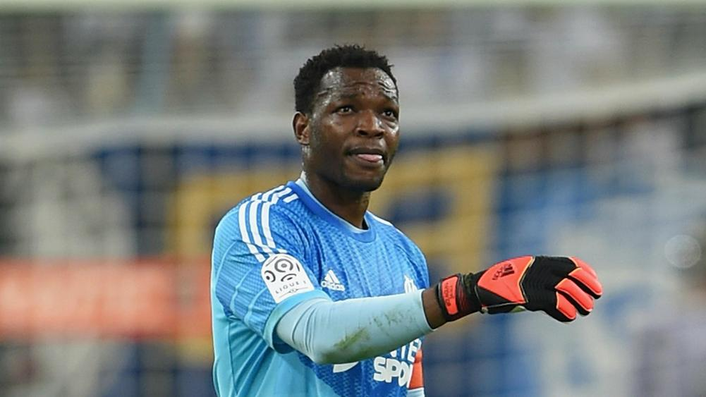 Steve Mandanda returns to Marseille after year with Crystal Palace