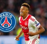 Report: PSG Scouting Ajax Neres