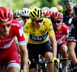 Chris Froome Forced to Run as Motorbike Collision Mars Stage Finish