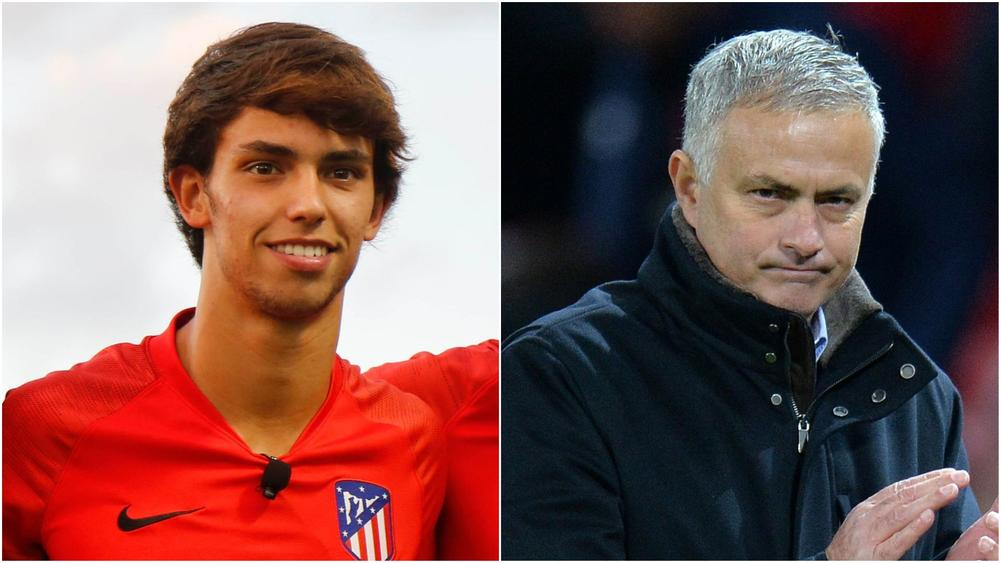 Jose Mourinho believes Joao Felix's huge price tag means he must produce the goods at Atletico Madrid despite his tender years.   beIN SPORTS USA