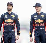 F1 Star Ricciardo Follows Rossi's Example