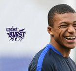 Sports Burst – Kylian Mbappe – Most Wanted