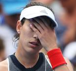 Muguruza suffers injury setback ahead of Australian Open