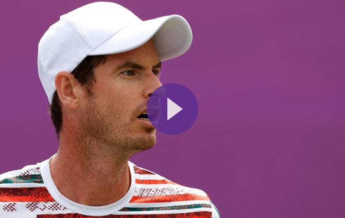 Murray building confidence after reaching quarters