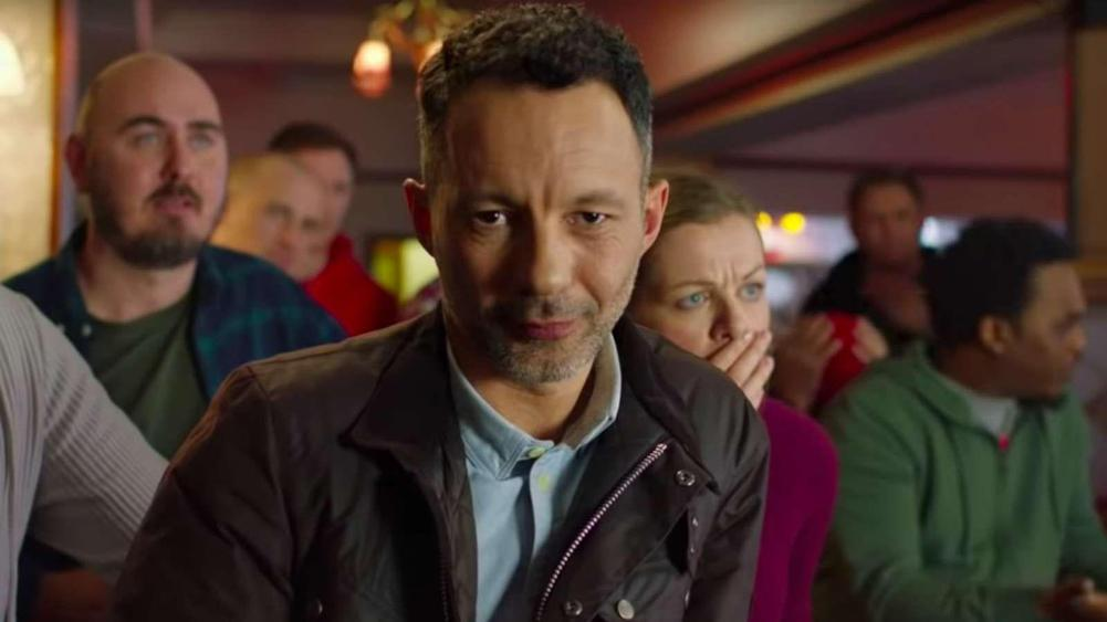 Rhodri Giggs, brother of Manchester United legend Ryan Giggs, appears in an advertisement for a betting company.