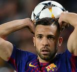 Alba bemused by Barcelona's silence over new deal