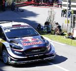 Ogier wins in Corsica, extends championship lead