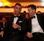 Ronaldo on the difference between he and Messi