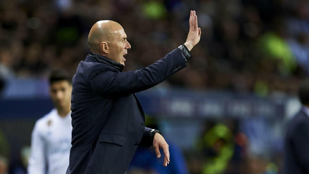 Heynckes lives for the here and now against old foe Zidane