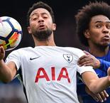 Dembele departs Spurs for Guangzhou R&F