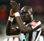 Diame - Newcastle one of the biggest sides in England