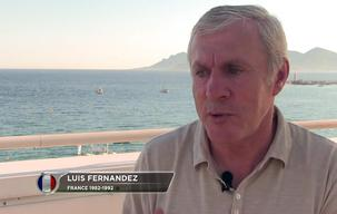 Fernandez wary of home pressure on France