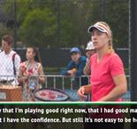 Kerber keeping expectations in check