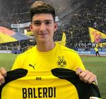Dortmund Sign Argentina U-20 Defender Leonardo Balerdi From Boca Juniors