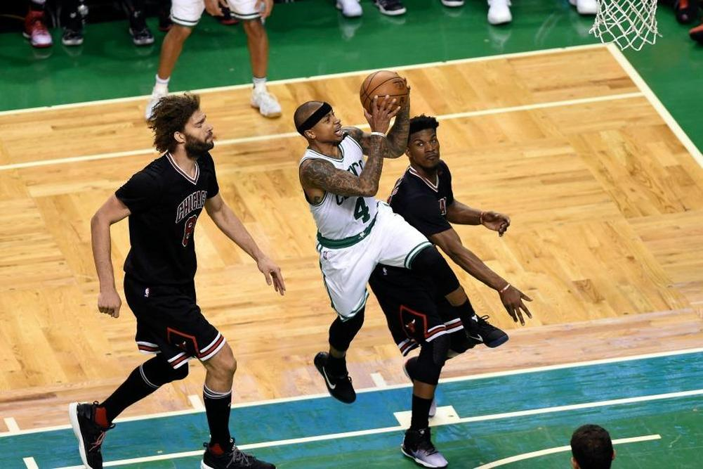 Basket. NBA : Boston remporte sa troisième victoire face à Chicago