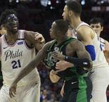 Embiid Mocks 'Short' Rozier After Confrontation