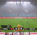 Africa Cup of Nations:Tunisia 4 Eswatini 0