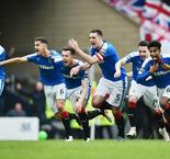 Rangers leave it late to secure Dundee win