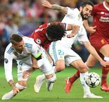 It was like wrestling – Klopp unhappy with Ramos challenge on Salah