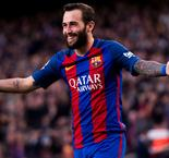 Aleix Vidal Back In Barcelona Training