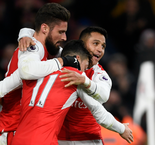 Arsenal: Giroud incertain, Debuchy sévèrement touché