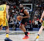 NBA - Harden met Houston sur orbite