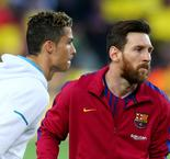 Messi: I Don't Compete With Ronaldo