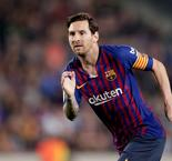 Messi In Barcelona Squad To Face Real Betis