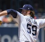 Changeup from Padres' Paddack Pummels Seattle Hitters