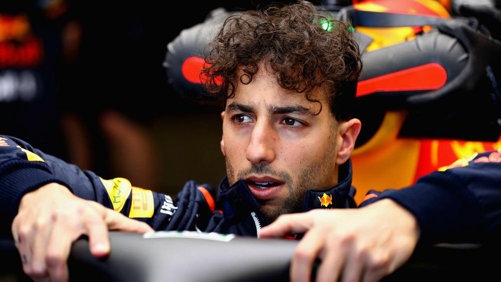 Formula One: Angry Ricciardo slams stewards for grid penalty