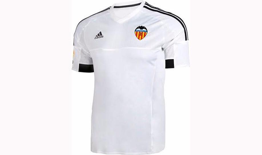 1a994a477e5 Official Shirts of the Top 5 La Liga Clubs in the 2015-16 Season