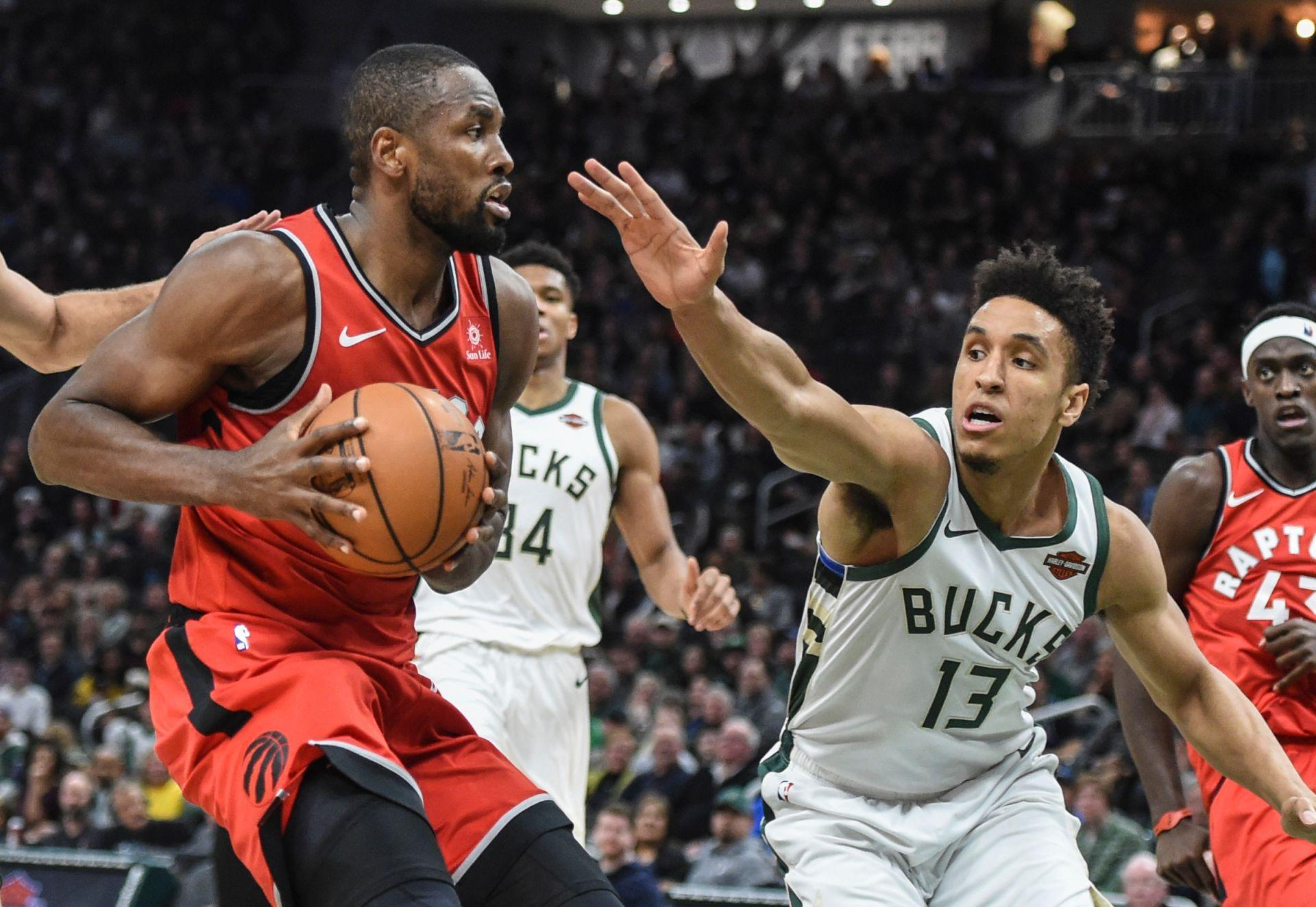 bucks vs raptors - photo #16