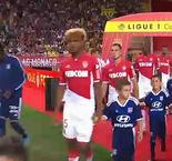 Monaco 0-3 Lyon: Fabregas gets a red card as Monaco lose heavily