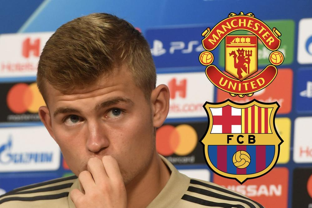 Undecided Matthis De Ligt Keeping Options Open Amid Barcelona And Manchester United Rumors | beIN SPORTS