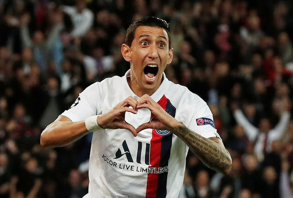 Di Maria Scores PSG Opener Against Real Madrid