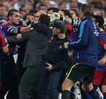 'Scandal At The Bernabeu', 'Mourinho's The F****** Chief' And More – 2011's Clasico Mayhem