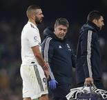Solari confirms Benzema fractured finger