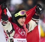 Canada's Toutant wins first Olympic big air gold