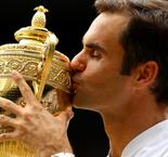 Arise Roger the great - flawless Federer claims record eighth Wimbledon crown