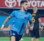New York City 3-2 Houston Dynamo: Castellanos scores 93rd-minute winner