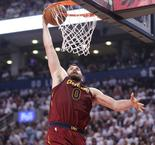 Finale NBA - Cleveland: Kevin Love incertain pour le match N.1