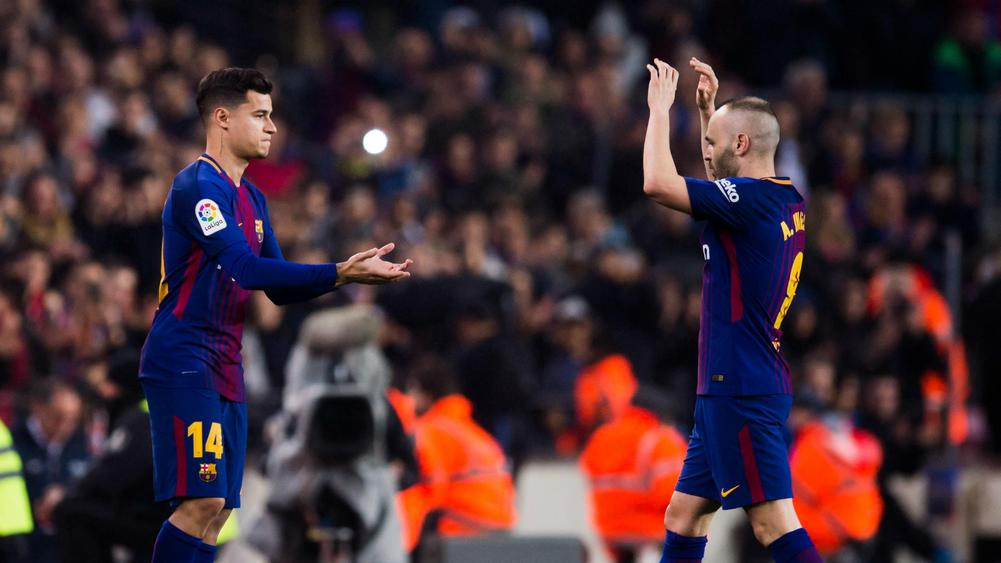 Classy Barcelona coach Valverde: Alaves can feel unlucky; Coutinho will improve
