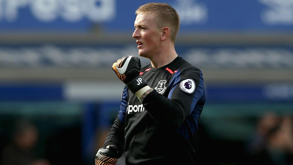 Jordan Pickford - cropped