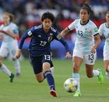 Dogged Argentina hold Japan to goalless draw