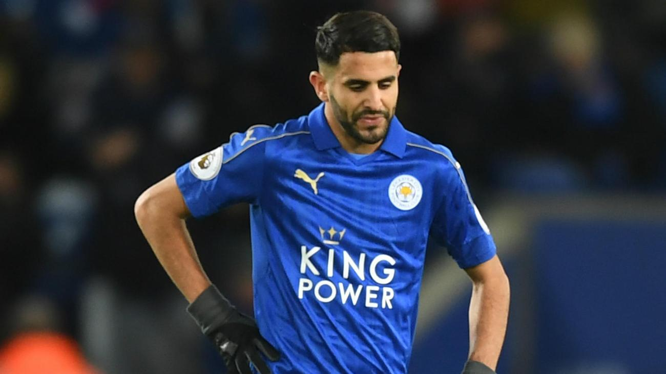 Roma ready to move on from Mahrez pursuit