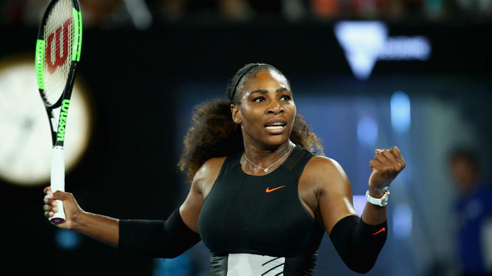 'Aunt' Venus gearing up for Serena's child, US Open