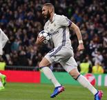 Zidane hails Benzema after 'f***** up' opener
