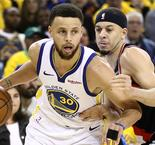 Curry out to maintain shooting surge as parents show split loyalties