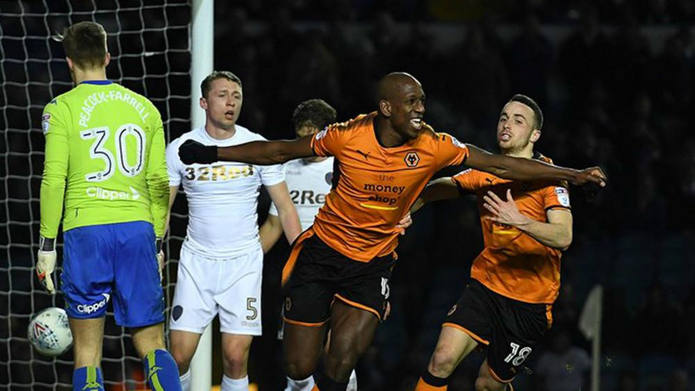 Leeds United 0 Wolves 3: Championship leaders return to winning ways