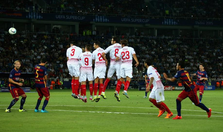 Extra-time winner settles UEFA Super Cup clash